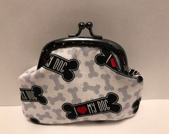 Love Dogs Coin Purse