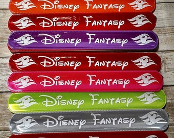 Fish extender Slap Bands, Disney cruise, FE gifts, Party favors