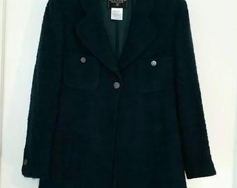 Chanel Fall Boucle Jacket