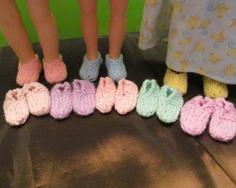 14'' or 14 1/2'' doll slippers   Special order for Shannon