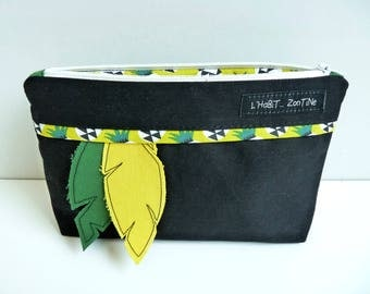 MIKONA pineapple cloth pouch