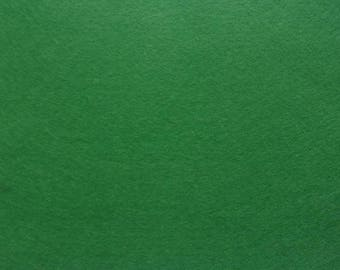 Felt Green 1.5 mm A4 size sheet