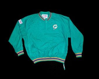 Vintage NFL Proline Miami Dolphins Jacket