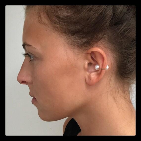 The Rosa Ear Cuff