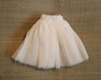 Bloomsbury Full Ballet Skirt ~ Vintage Voile - A BirdyBoo Design from the Bloomsbury Collection for Blythe