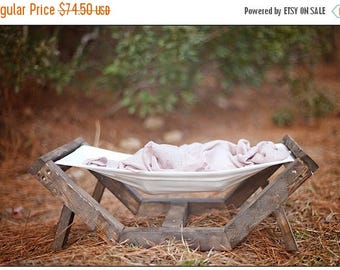 SUMMER SALE Newborn Baby Hammock Photography Prop