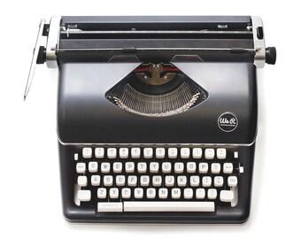 American Crafts Typecast Black Typewriter