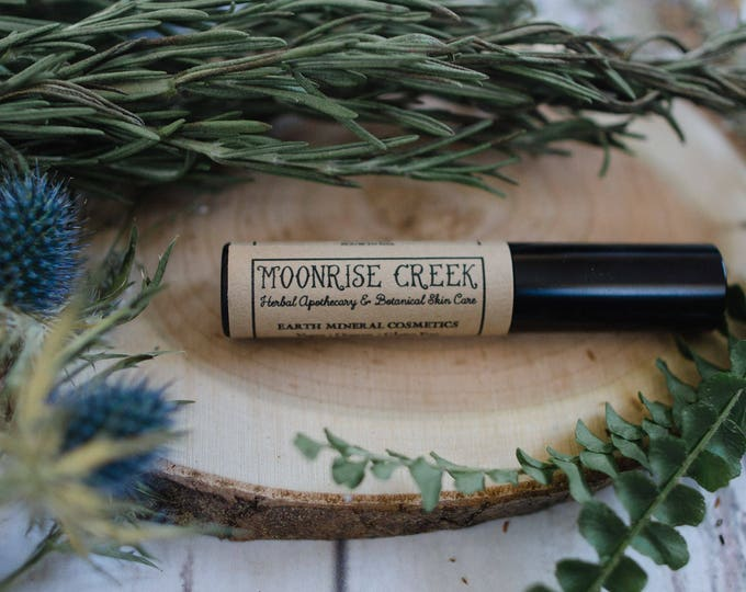 Natural Mascara • Botanical Blend • Black or Brown • Earth Mineral Cosmetics • Vegan + Organic + Gluten Free + Cruelty Free
