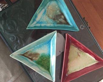 Sea glass  pottery