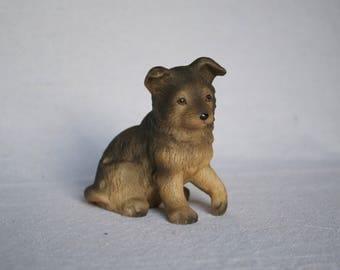 German Shepherd Dog Figurine