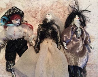 Half scale horror dolls price for One