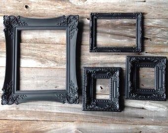 Wall Frames Set ornate frame set | etsy