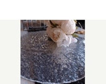 STOP N SAVE 20% Sequin Round Table Placemat