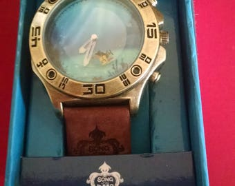 Song of the Deep Limited Edition Wristwatch with Case