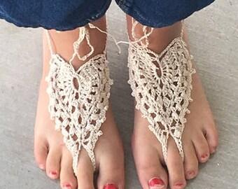 Barefoot Sandals by Divine Debris