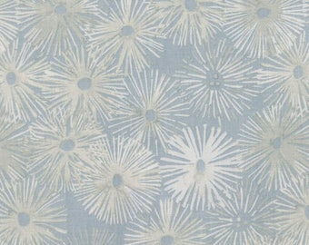 1/2 Yard - Quiet Moments - Urchin - Fog - Shell Rummel - Coats Fabric - PWSR009.8FOGX