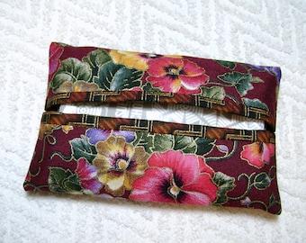 Pocket Tissue Holder - Tissue Holder - Tissues - Fabric Tissue Holder - Contemporary Fabric - Cotton Fabric - Modern Fabric - TC236