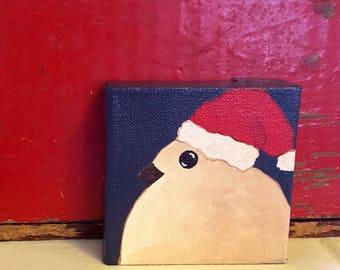 Santa Bird Harriet