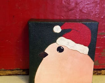 Santa Bird Maggie