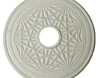 Geometric Medallion