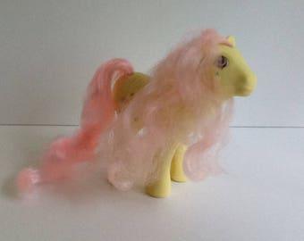 G1 My Little Pony ROSEDUST: Flutter Pony MLP