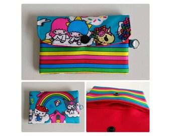 Ju-ju-be rainbow dreams pocket wallet