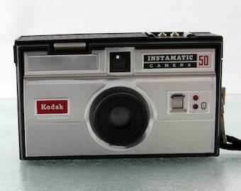 Vintage Kodak Instamatic 50 Film Camera