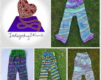 Wool nappy cover sale Longies, wool trousers **Made to Order** knitted pants, Packer Pants, prem tiny baby clothes cloth nappies, wool diape