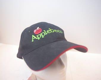 90s Apple Bees hat cap applebees