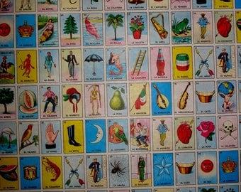 Loteria Sheet