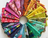 Rainbow Fat Quarter Bundle of Anna Maria Horner Fabrics -- 24 in total
