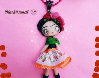 Frida Necklace
