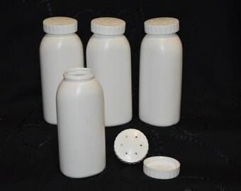 BULK 12x Talc Bottles 200ml