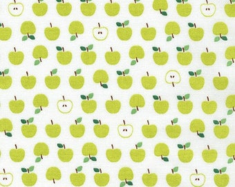 Mini Prints - Apples in Green - Sevenberry - Robert Kaufman (SB-850133D1-2)