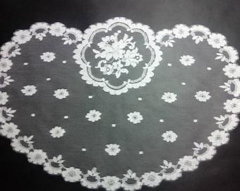 Evintage Veils: Amazing White DESCO Princess Veil! Ships immediately!