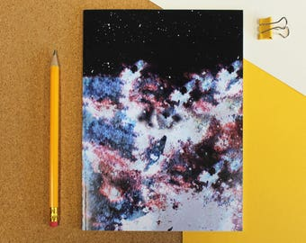 A5 *PLUTO* Printed Notebook