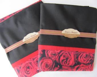 Valentine Pillowcase(s); Hearts; Pillowcase(s); Girl Gift; Tween Girl Gift; Teen Girl Gift; Valentine Gift