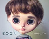 Reserved for Melissa - Boon - Custom Blythe boy by SplatterGirlUK -