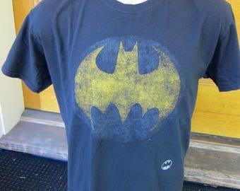 Size L (45) ** Batman Shirt (Double Sided)