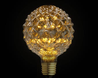 2W LED Xmas Ball LED Light Bulb - E27 Edison light bulbs - edison bulb - 220V Vintage style - industrial style - light bulb