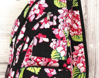 Monogrammed Kavu-type Backpacks