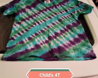 Children's Tie dye 4T