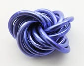 Möbii Lavender: Small, Mobius Fidget Ball, Mobii Stim Toy, Office Toy, for Restless Hands. Distract from Anxiety, ADHD, and Stress