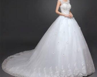 Vestido de novia Flor