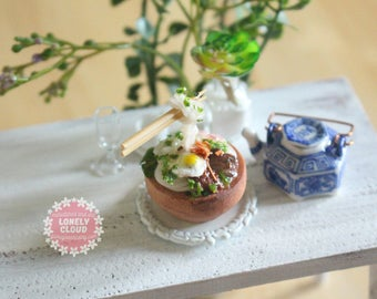 Miniature Ramen Bowl (Style Three)