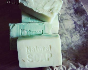 Loofah Soap, natural soap with Loofah SOAP