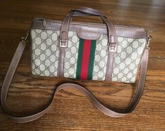Vintage Gucci Handbag *FREE SHIPPING*