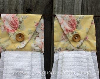 Hanging Kitchen Towels- set of 2
