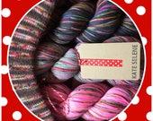 Mini Packs- Jelly Beans - Sock yarn /4ply -7- 40 yard minis  75% superwash merino 25 nylon