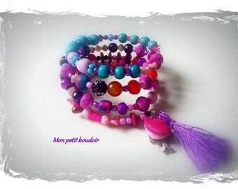 """Bracelet shape memory """"candy"""""""